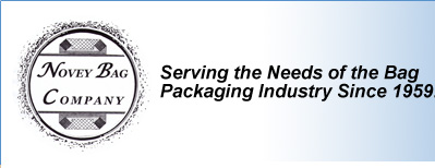 Novey Bag Company | Serving the Needs of the Bag Packaging Industry Since 1959!