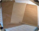 Sewn Open Mouth Multiwall Paper Bags